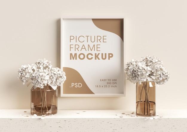 Poster-rahmenmodell-design-rendering