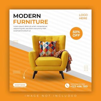 Postvorlage für soziale möbel der modernen möbel
