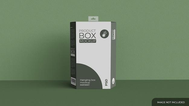 Produktbox-modell