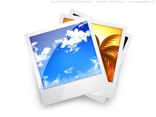 Psd fotogalerie icon