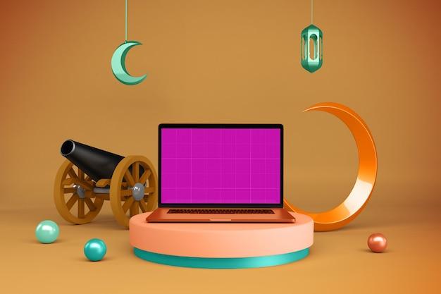 Ramadan laptop-modell