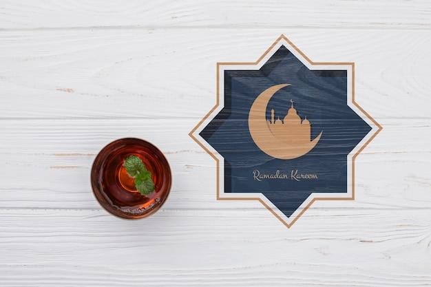 Ramadan-modell für logo