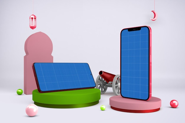 Ramadan smartphones modell