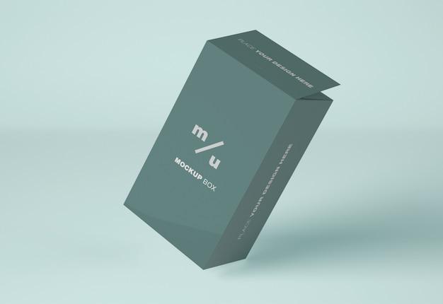 Rechteckiges box-modell