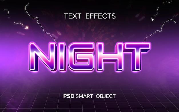 Retro-arcade-texteffekt