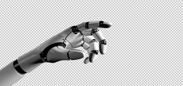 Roboter cyborg hand