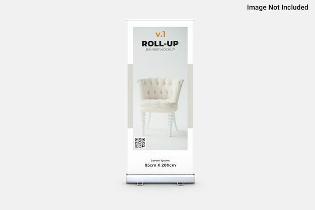 Roll-up-banner-modell