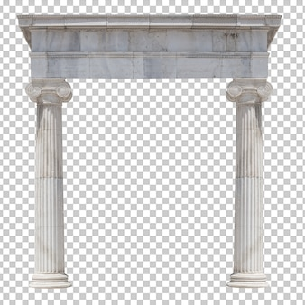 Säule der antike