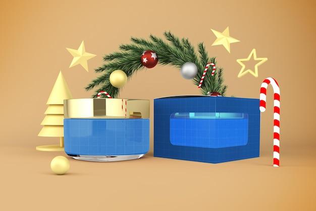 Sahne weihnachten