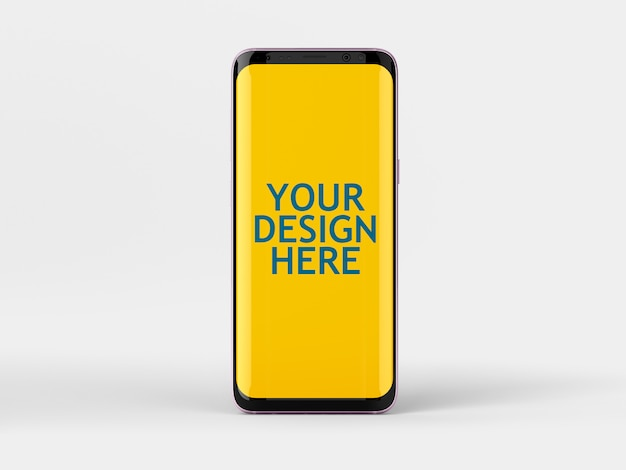 Samsung s9 mockup
