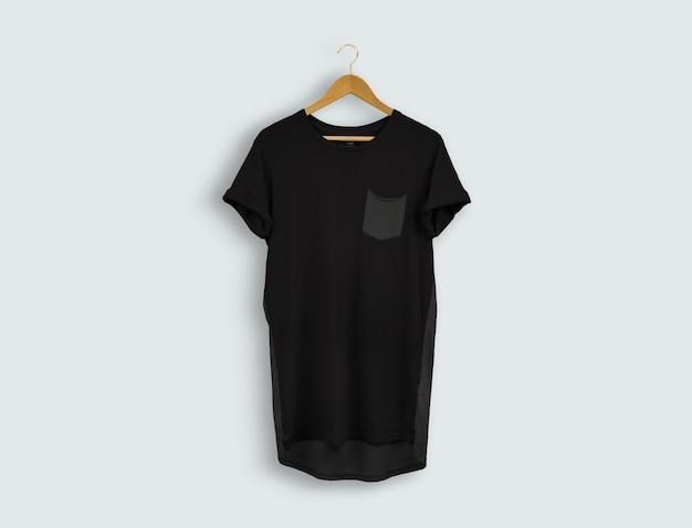 Schöne tasche t-shirt mockup isoliert