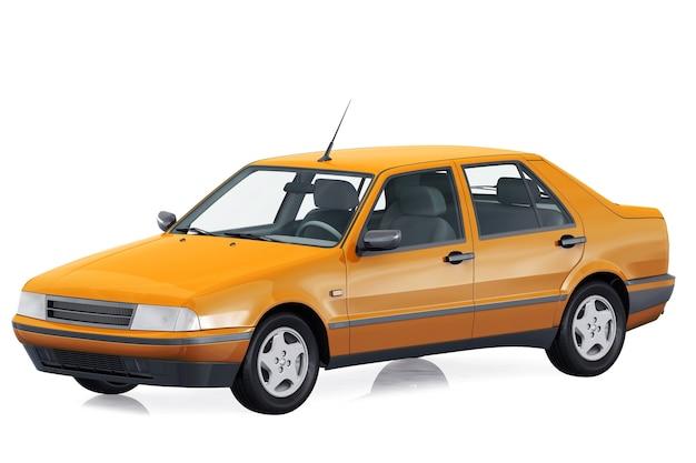 Schrägheckauto 1993 modell