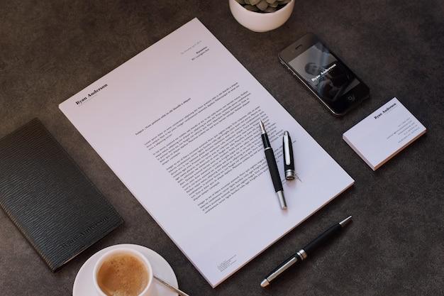 Schreibwaren-modell
