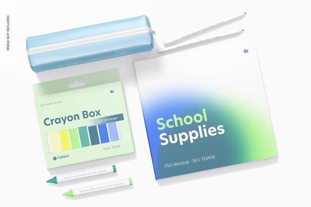 Schulbedarf modell 03