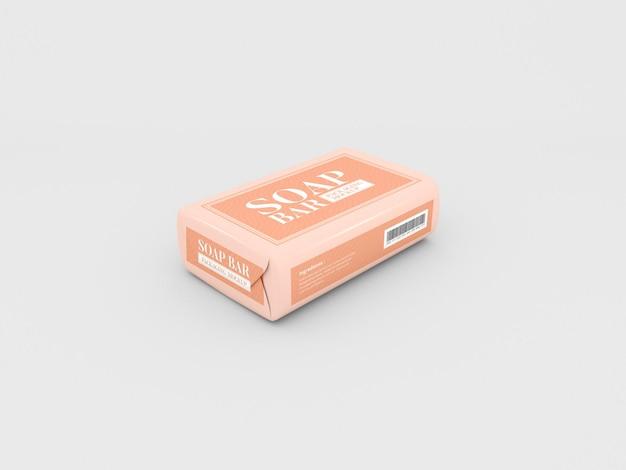 Seifenstück-verpackungsmodell