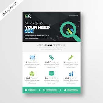 Seo flyer