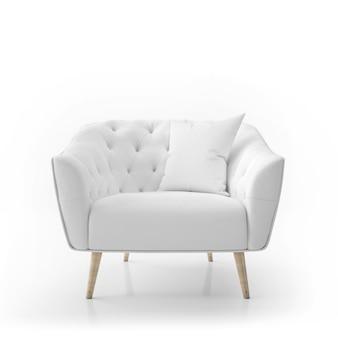Sessel und kissen
