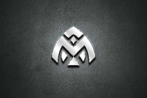 Silverchromium-mockup-logo