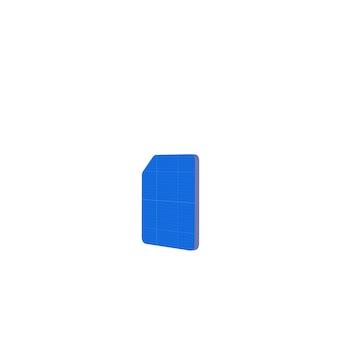Sim-karten-modell