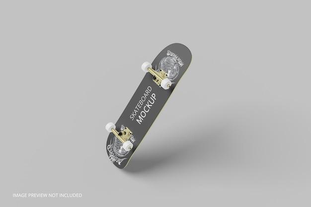 Skateboard-modell 3d-rendering