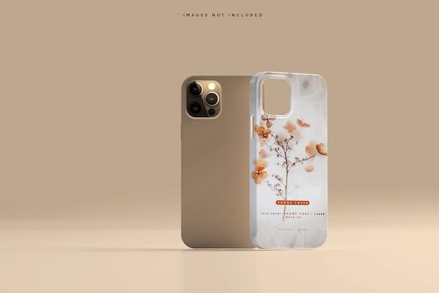 Smartphone-abdeckung oder fallmodell