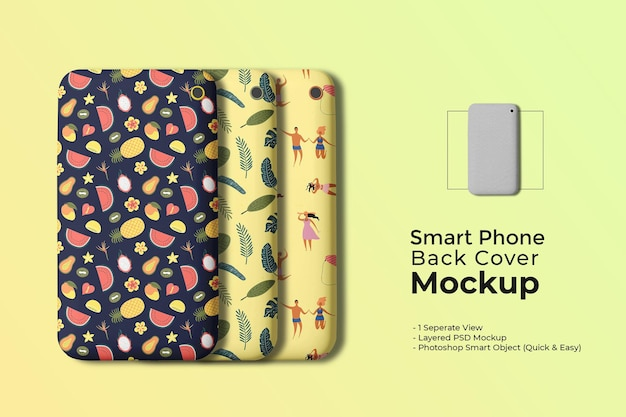 Smartphone-cover-modell