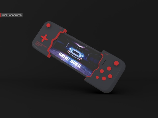 Smartphone-gaming-controller-modell