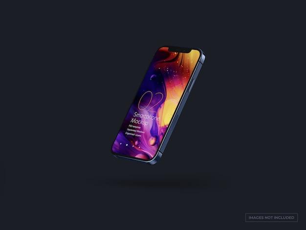 Smartphone-modell für ui-designs