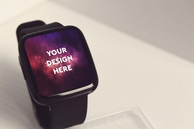 Smartwatch-anzeigemodell