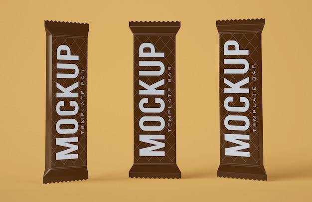 Snackbar modell