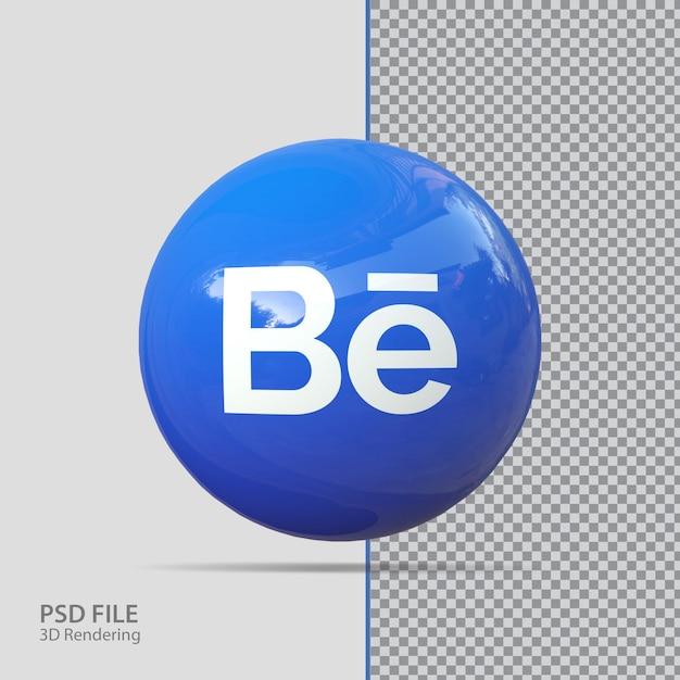 Social media behance 3d-rendering