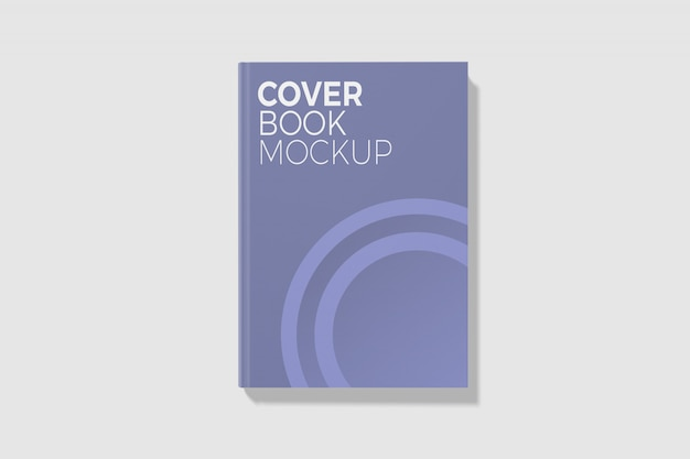 Softcover-buch mockup