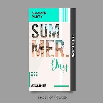 Sommer instagram geschichten