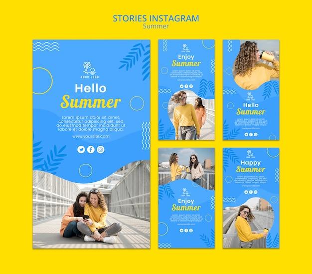 Sommer mit freund instagram geschichten