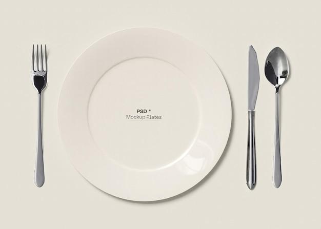 Speiseteller-modell