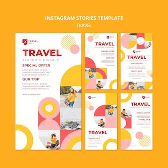 Spezielles reiseangebot instagram geschichten