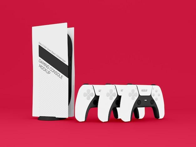 Spielkonsolen-modell