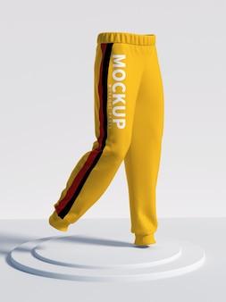Sporthosenmodell