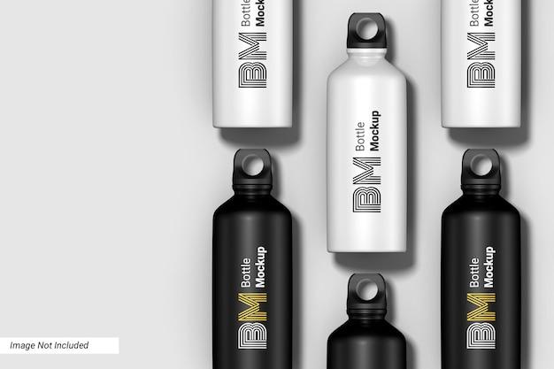 Sportliches wasserflaschenmodell