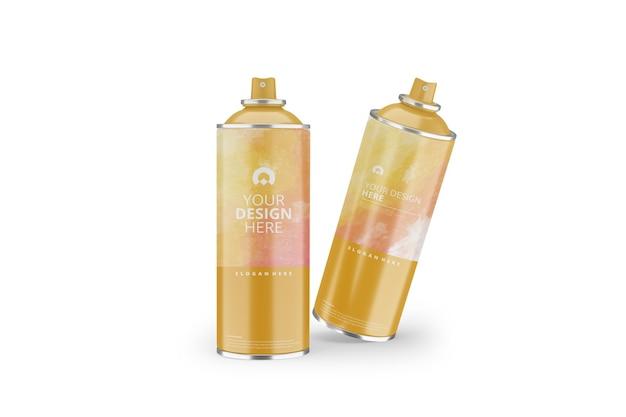 Spraydosenmodell