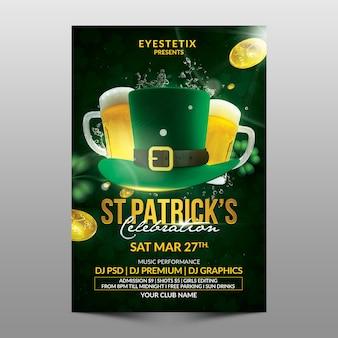 St patrick's feier