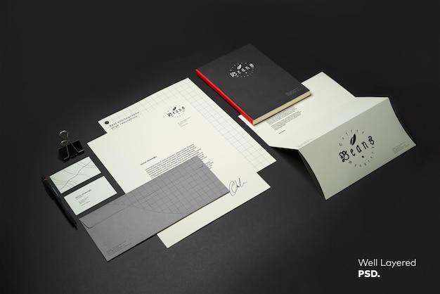 Stationey branding-mockup-vorlage