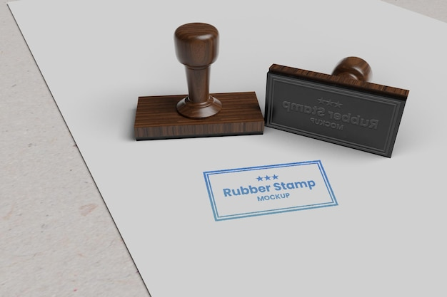 Stempel-logo-modell