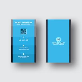 Styles persönliche visitenkarte