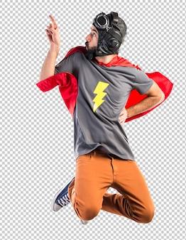 Superheld denken