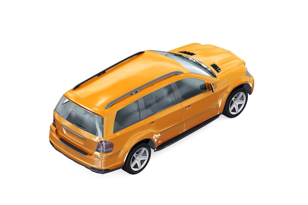 Suv 4x4 auto 2010 modell