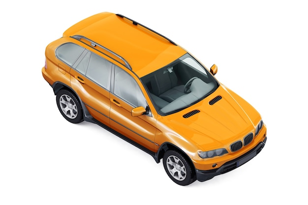 Suv 4x4 auto modell