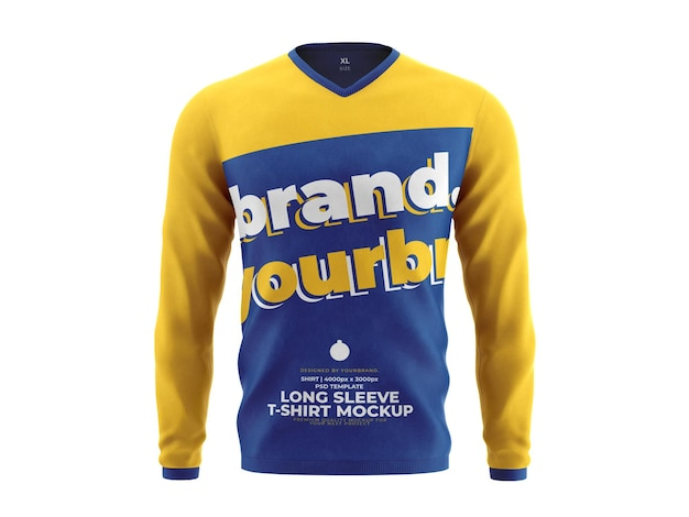 Sweatshirt mockup vorlage