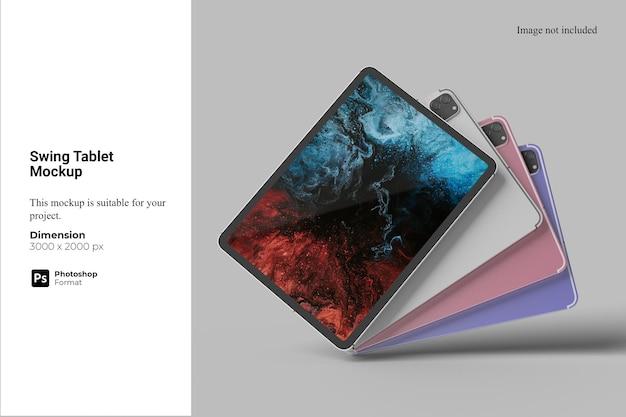 Swing tablet-modell