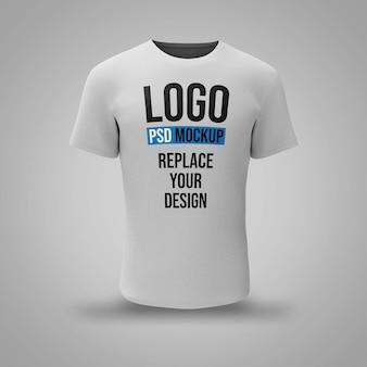 T-shirt 3d rendering modell design